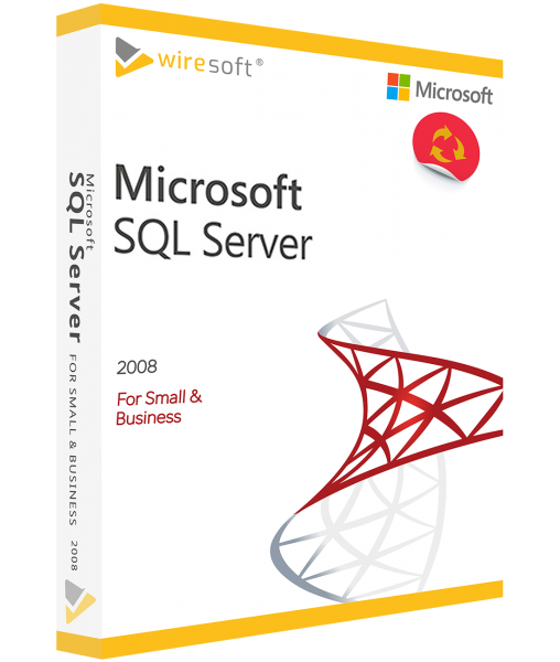 MICROSOFT SQL SERVER FOR SMALL AND BUSINESS 2008