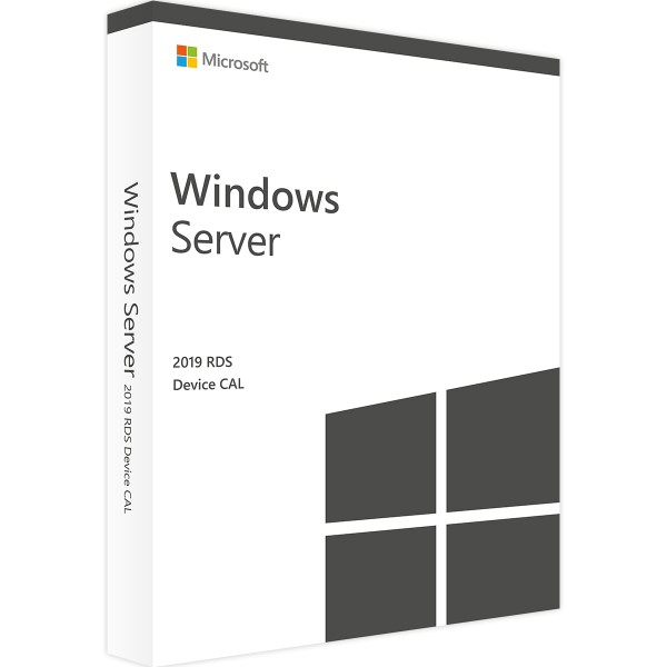 MICROSOFT Remote Desktop Services 2019 DEVICE CAL