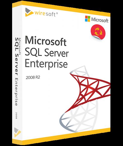 MICROSOFT SQL SERVER 2008 ENTERPRISE R2