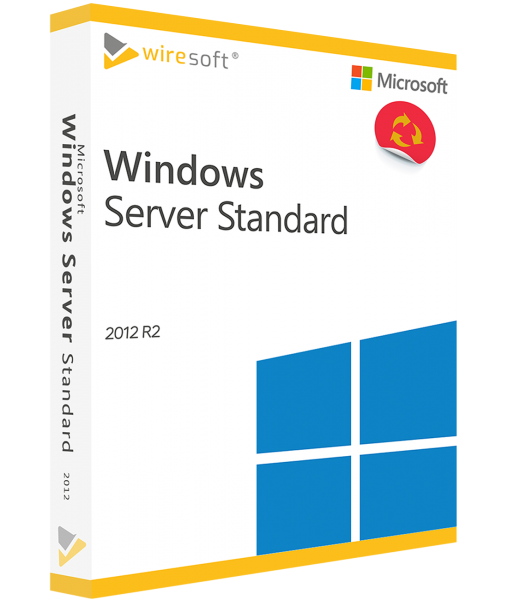 MICROSOFT WINDOWS SERVER 2012 R2 STANDARD