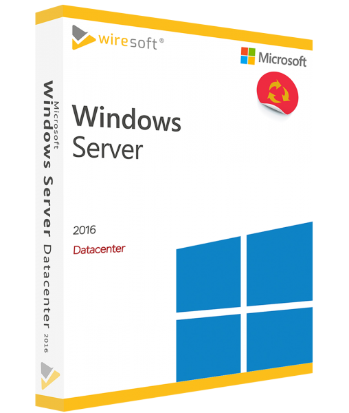 MICROSOFT WINDOWS SERVER 2016 DATACENTER 16-CORE