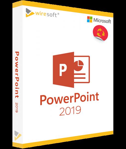 MICROSOFT 2019 POWERPOINT