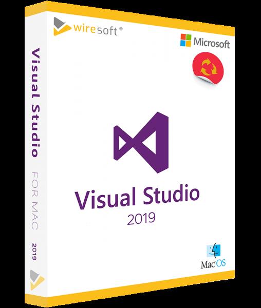 MICROSOFT VISUAL STUDIO 2019 FOR MAC